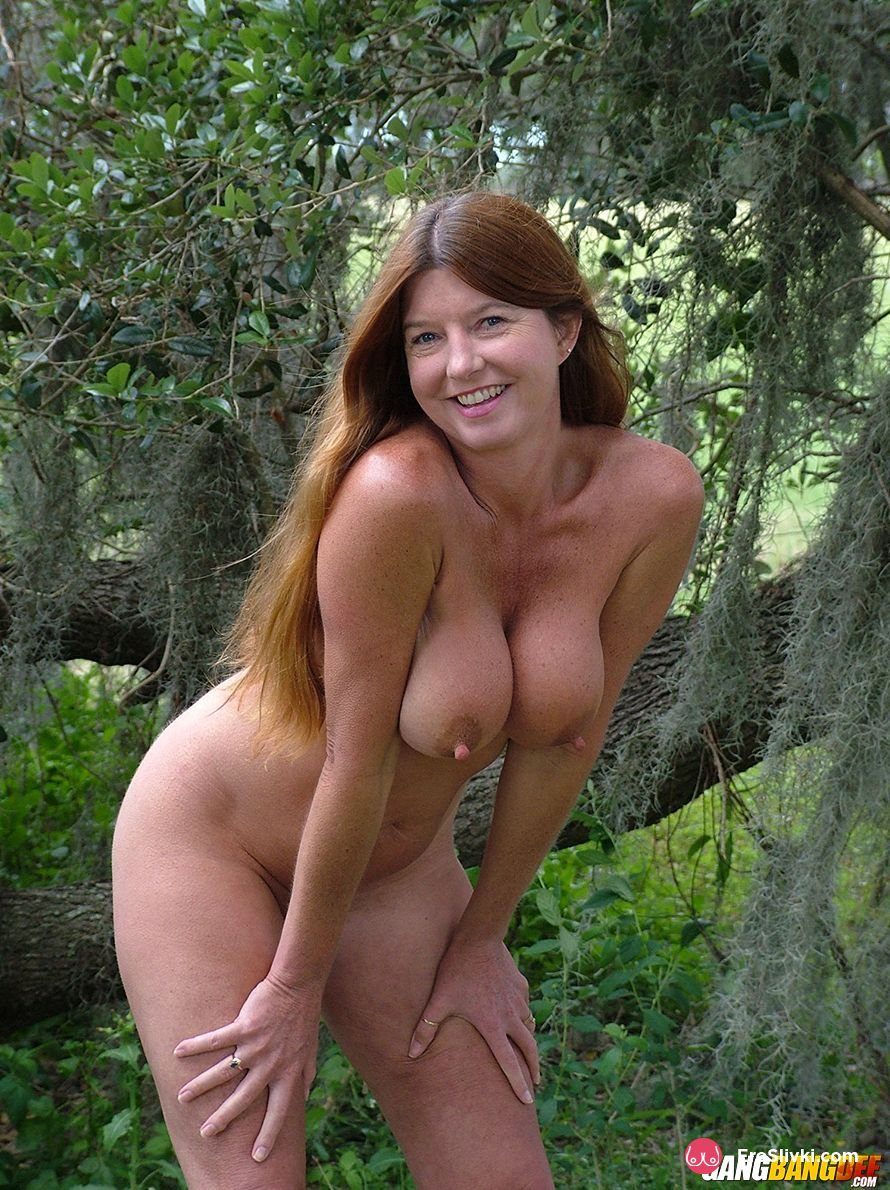 Middle aged tits